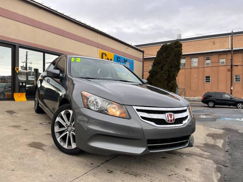 2012 Honda Accord for sale at Car Mart Auto Center II, LLC in Allentown PA