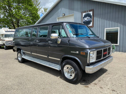 1990 GMC Savana Passenger for sale at D & L Auto Sales in Wayland MI