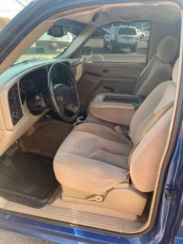 2003 Chevrolet Silverado 1500 LS Short Bed 4WD - Waco TX