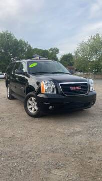 2013 GMC Yukon XL for sale at Best Cars Auto Sales in Everett MA