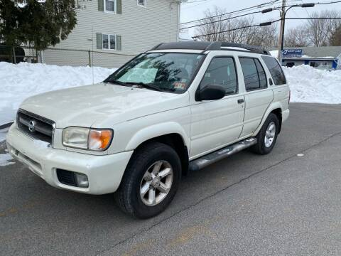 2004 Nissan Pathfinder for sale at AMERI-CAR & TRUCK SALES INC in Haskell NJ