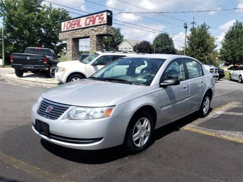 2007 Saturn Ion for sale at I-DEAL CARS in Camp Hill PA