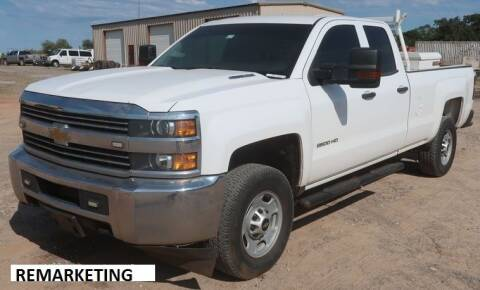 2015 Chevrolet C/K 2500 Series for sale at Empire Auto Remarketing in Shawnee OK