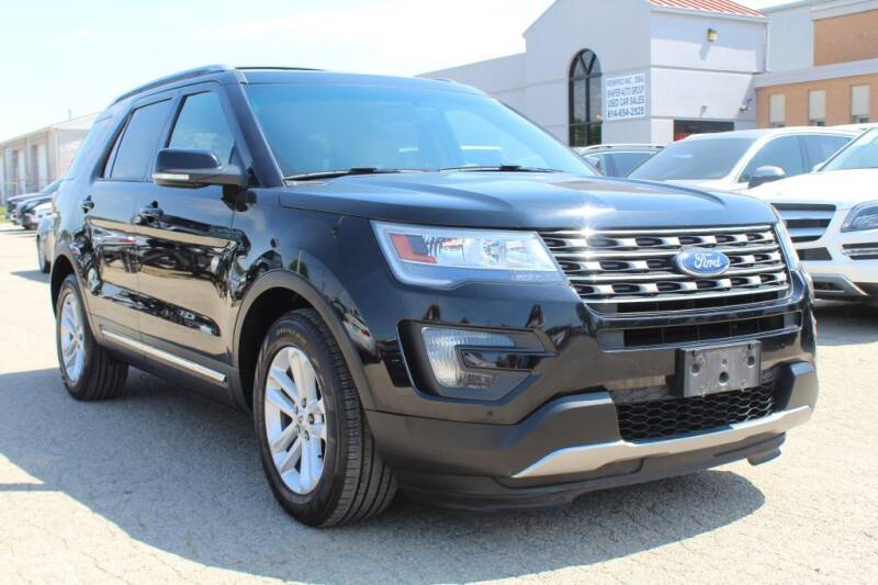 2016 Ford Explorer for sale at SHAFER AUTO GROUP in Columbus OH