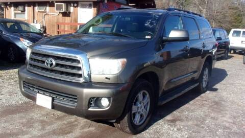 2010 Toyota Sequoia for sale at Select Cars Of Thornburg in Fredericksburg VA