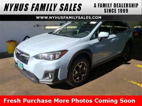 2020 Subaru Crosstrek for sale at Nyhus Family Sales in Perham MN