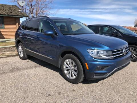 2018 Volkswagen Tiguan for sale at 5 Star Truck and Auto in Idaho Falls ID