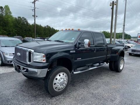2006 Ford F-350 Super Duty for sale at Billy Ballew Motorsports in Dawsonville GA