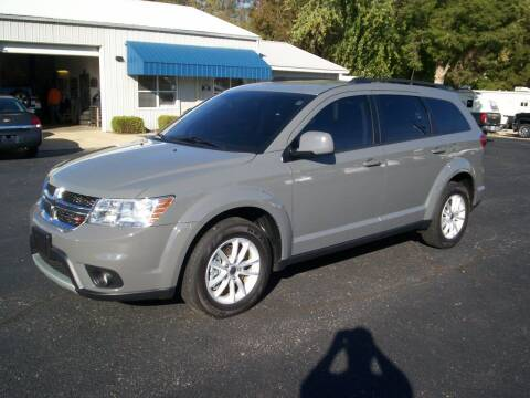 2019 Dodge Journey for sale at Jones Auto Sales in Poplar Bluff MO
