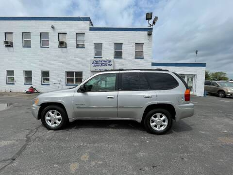 2006 GMC Envoy for sale at Lightning Auto Sales in Springfield IL