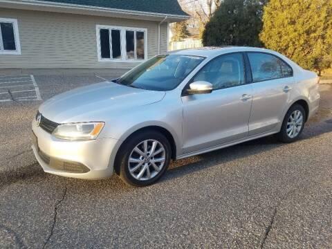 2011 Volkswagen Jetta for sale at Capital Fleet  & Remarketing  Auto Finance in Columbia Heights MN