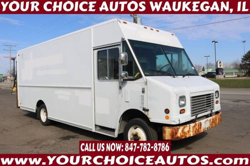 2006 Freightliner MT45 Chassis for sale at Your Choice Autos - Waukegan in Waukegan IL