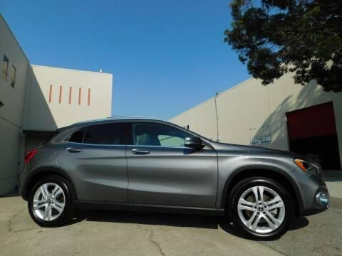 2018 Mercedes-Benz GLA for sale at Conti Auto Sales Inc in Burlingame CA