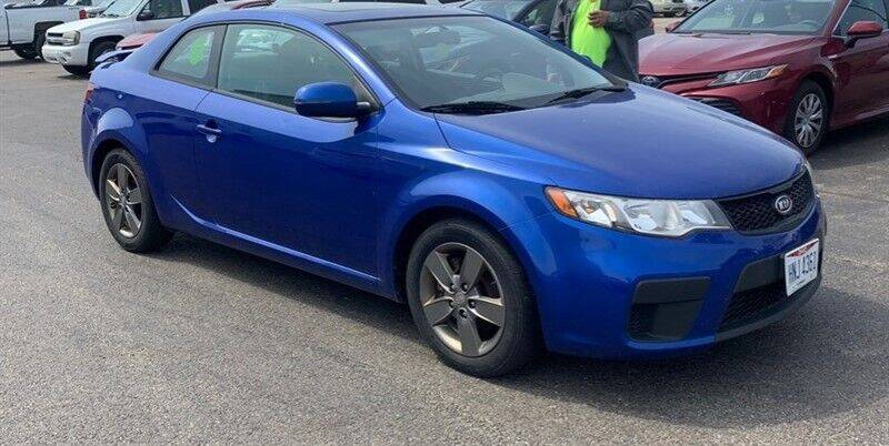 2012 Kia Forte Koup for sale at WEINLE MOTORSPORTS in Cleves OH