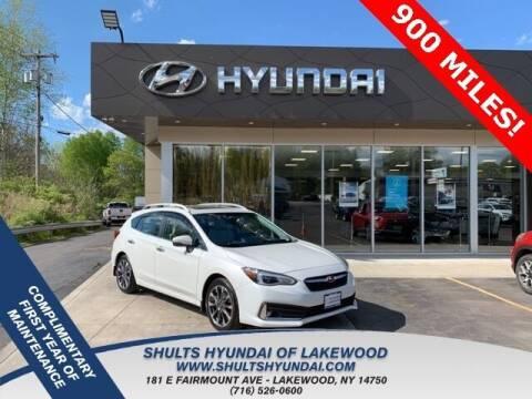 2021 Subaru Impreza for sale at Shults Hyundai in Lakewood NY