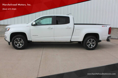 2016 Chevrolet Colorado for sale at Harchelroad Motors, Inc. in Imperial NE
