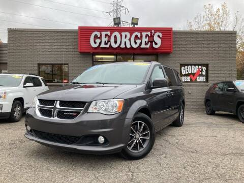 2017 Dodge Grand Caravan for sale at George's Used Cars - Telegraph in Brownstown MI