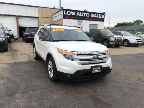 2011 Ford Explorer for sale at Lo's Auto Sales in Cincinnati OH