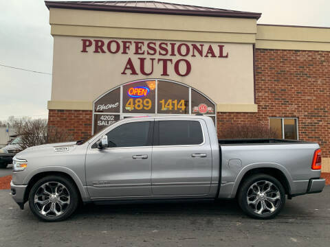 2019 RAM Ram Pickup 1500 for sale at Professional Auto Sales & Service in Fort Wayne IN