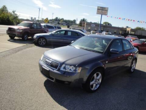 2004 Audi A4 for sale at A&S 1 Imports LLC in Cincinnati OH
