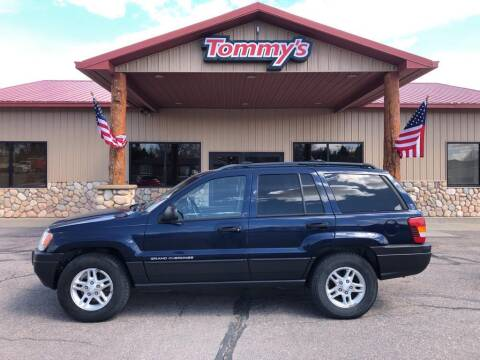 2004 Jeep Grand Cherokee for sale at Tommy's Car Lot in Chadron NE