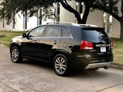 2011 Kia Sorento for sale at Texas Auto Corporation in Houston TX