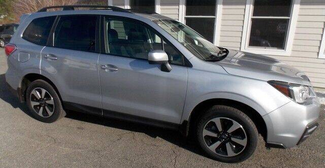 2017 Subaru Forester for sale at Bachettis Auto Sales in Sheffield MA