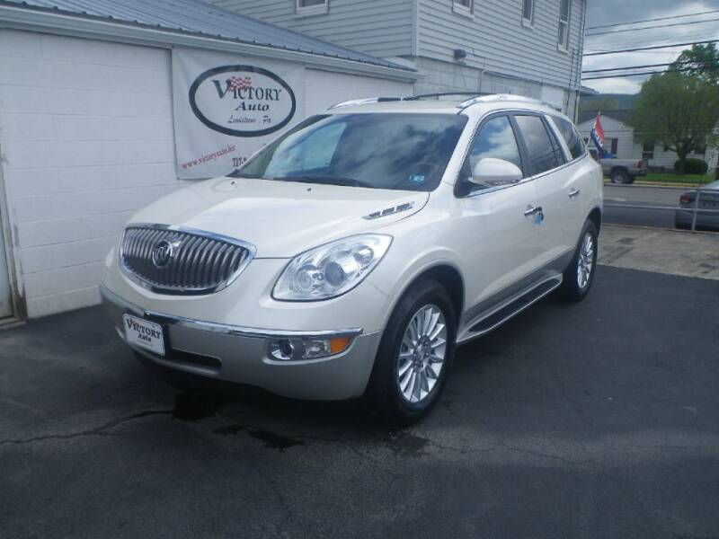 2012 Buick Enclave for sale at VICTORY AUTO in Lewistown PA
