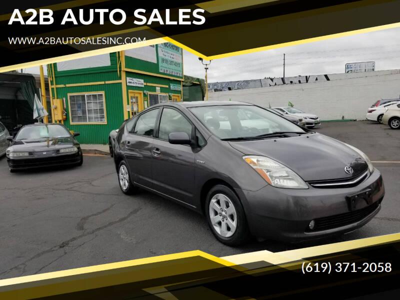 2008 Toyota Prius for sale in Chula Vista, CA