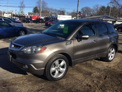 2007 Acura RDX for sale at Antique Motors in Plymouth IN