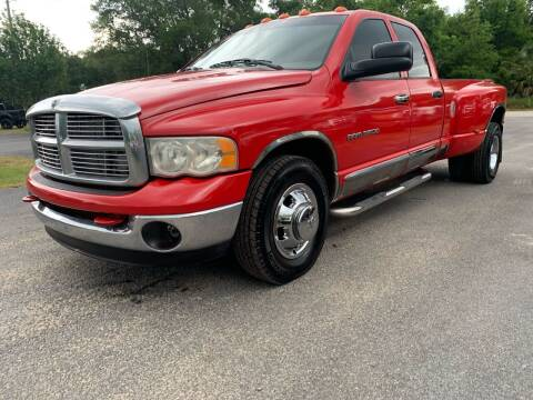2004 Dodge Ram Pickup 3500 for sale at Gator Truck Center of Ocala in Ocala FL