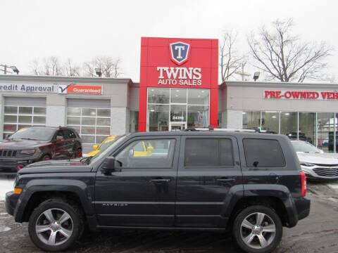 2016 Jeep Patriot for sale at Twins Auto Sales Inc in Detroit MI