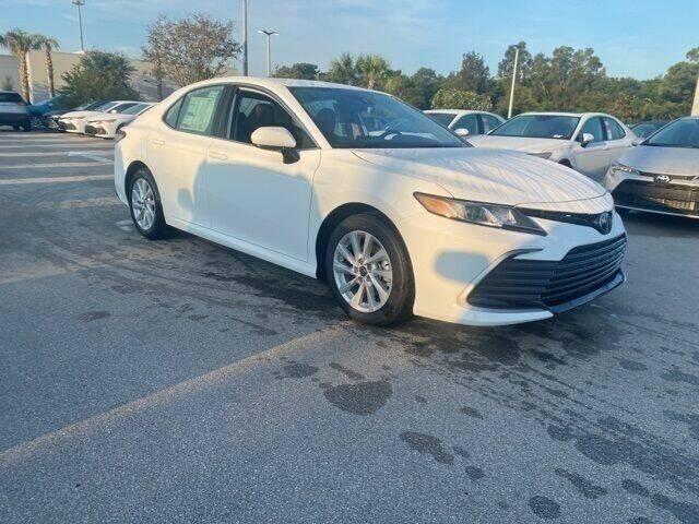 2021 Toyota Camry for sale in Vero Beach, FL