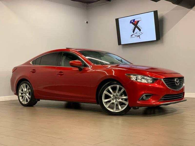 2015 Mazda MAZDA6 for sale at TX Auto Group in Houston TX
