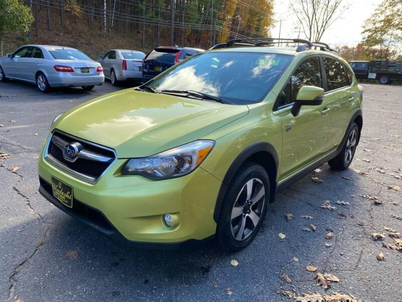 2014 Subaru XV Crosstrek for sale at Bladecki Auto in Belmont NH
