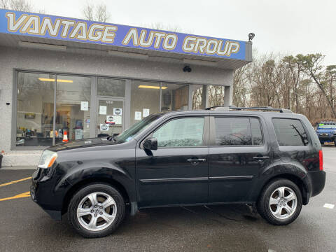 2012 Honda Pilot for sale at Vantage Auto Group in Brick NJ