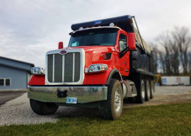 2021 Peterbilt 567 for sale at A F SALES & SERVICE in Indianapolis IN