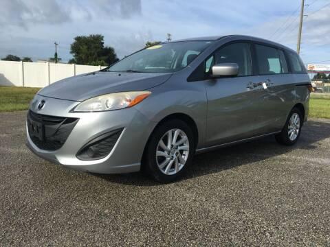 2012 Mazda MAZDA5 for sale at First Coast Auto Connection in Orange Park FL