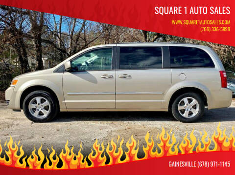 2008 Dodge Grand Caravan for sale at Square 1 Auto Sales in Commerce GA