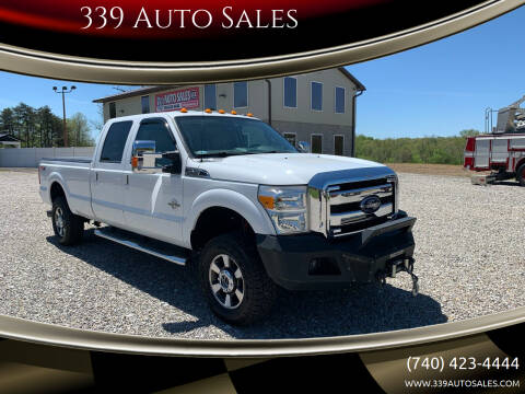 2016 Ford F-350 Super Duty for sale at 339 Auto Sales in Belpre OH