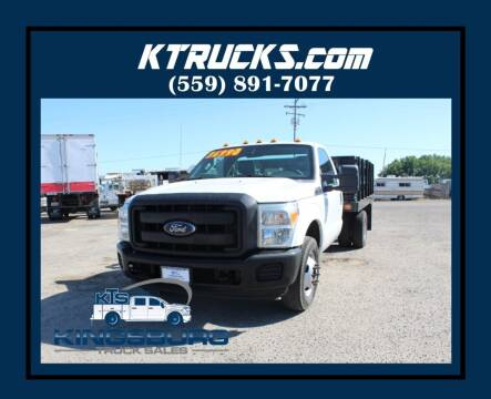 2012 Ford F-350 Super Duty for sale at Kingsburg Truck Center in Kingsburg CA