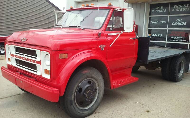1968 Chevrolet C5500 for sale at Bob's Garage Auto Sales and Towing in Storm Lake IA
