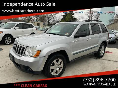 2009 Jeep Grand Cherokee for sale at Independence Auto Sale in Bordentown NJ