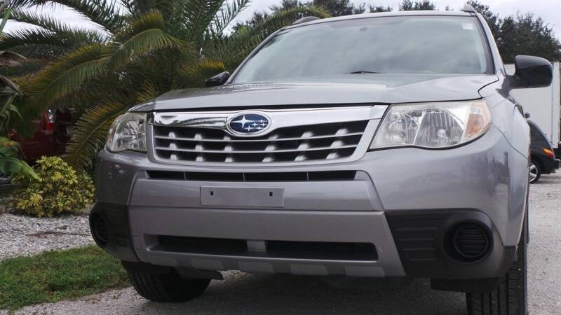 2011 Subaru Forester for sale at Southwest Florida Auto in Fort Myers FL