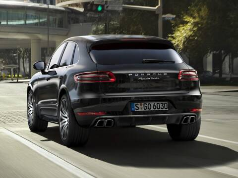 2015 Porsche Macan for sale at Mercedes-Benz of North Olmsted in North Olmstead OH