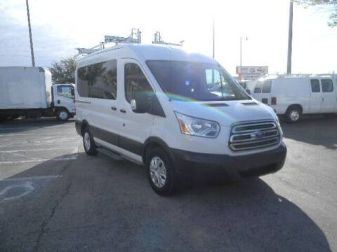 2015 Ford Transit Passenger for sale at Longwood Truck Center Inc in Sanford FL