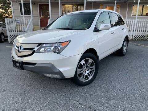 2007 Acura MDX for sale at Georgia Car Shop in Marietta GA