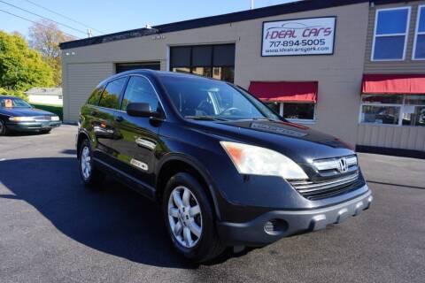 2009 Honda CR-V for sale at I-Deal Cars LLC in York PA