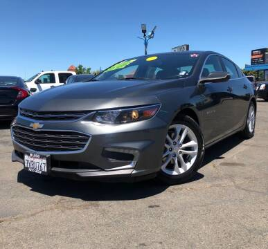 2017 Chevrolet Malibu for sale at LUGO AUTO GROUP in Sacramento CA