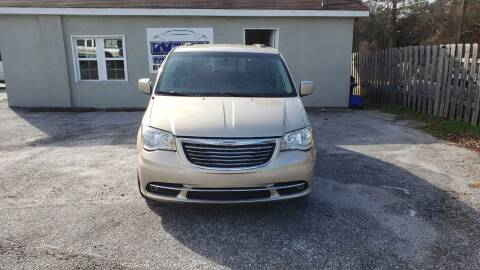 2015 Chrysler Town and Country for sale at Lyman Autogroup LLC. in Lyman SC